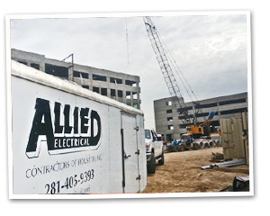 Mobiloil Federal Credit Union Allied Electrical Contractors