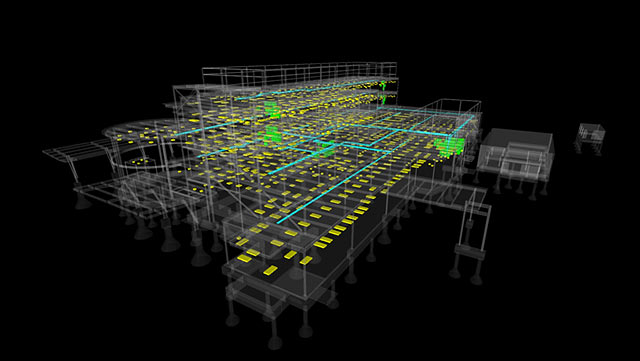 Design Build Engineering Bim Allied Electrical Contractors